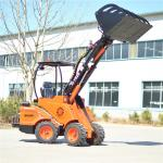 Farming Horse 12.5Kw 10 Km/H Small Garden Tractor Loader