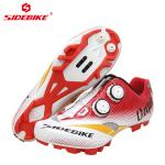 Reinforce Toe Cup Waterproof Cycling Footwear Low Wind Resistance Non Slip Bike Shoes