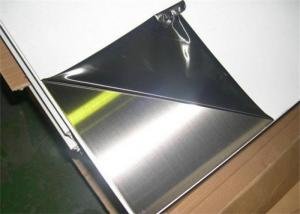 China Annealed And Pickled Stainless Steel Sheet 2B 304 304l 0.8mm Thickness on sale