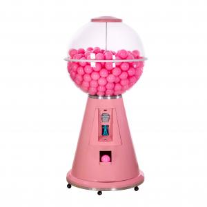 China Kiosk Coin Gumball Toy Capsule Dispenser Capsule Toy Vending Machine For Stores on sale