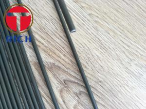 China Round Automotive Steel Tubes , Carbon Steel Pipe Zinc Plating And PVF Coating on sale