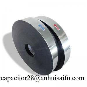 China Aluminum metalized polyester film capacitor grade on sale