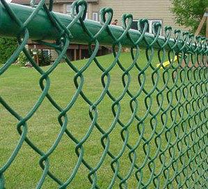 Pvc Coated Iron Wire Metal Mesh Fencing Panel For Road School Campus Barrier