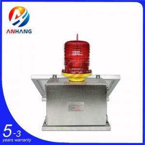 China AH-MS/S Medium-intensity Type B Solar Aviation Obstruction Light on sale