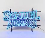18cm Wall Mounting UL PVC Neon Sign 3d Neon Logo Blue