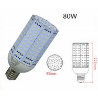 China LED Post Top Bulbs 360 degree omni-directional illumination E40 e27 corn lamp led 80W on sale