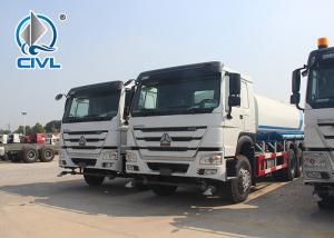 China SINOTRUK HOWO 6x4 8000liter 9000litre Water Tank Truck Sprinkler Water Truck on sale