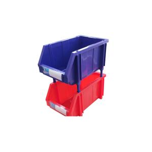 China high quality industrial warehouse storage plastic bins on sale