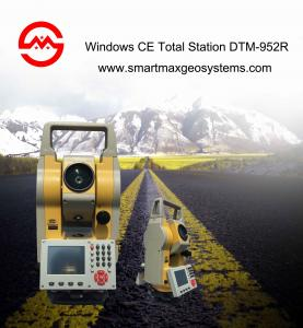 China DTM-952R Windows CE Total Station on sale