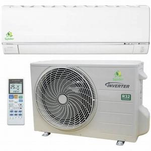 China Low Voltage Inverter Split Air Conditioner Wall / Window Mounted Easy To Check on sale