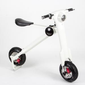 China 35 km / h Adult Electric Scooter , Foldable Electric Scooter With CE certifications on sale