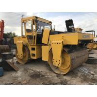 China Smooth Drum Soil Compactor Vibratory Roller BOMAG BW202AD-2 13km/h Travel Speed on sale