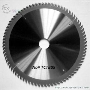 China TCT Circular Saw Blade for Cutting Plastic on sale