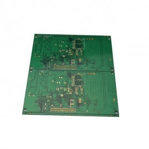 China 10 Layer Multilayer PCB Board , Electronic Rigid Flex PCB Circuit Board 1.0mm 1.5OZ on sale