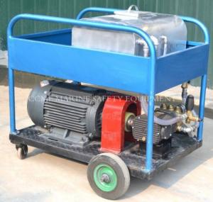 China High Pressure Water Jet Cleaner Sewer Cleaning Machine on sale