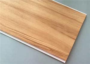 Wood Laminated Pvc Ceiling Planks