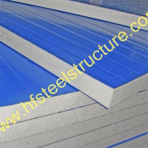 China Heat Insulation And Fast Installation EPS Sandwich Panel For Roof And Wall on sale