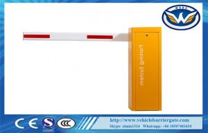 China Access Control Card Reader Boom Barrier Gate Loop Sensor Auto Parking Barrier on sale