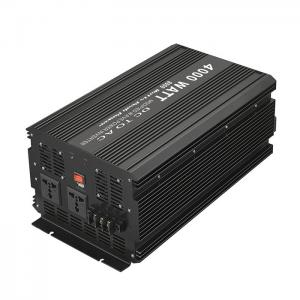 China Soft Start 4000W Modified Sine Wave Inverter For Home Use on sale