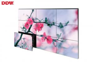 China Narrow Design Frameless Video Wall , Lcd Video Wall Display Remote Control on sale