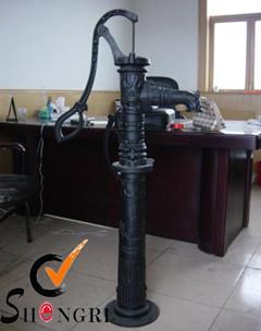 Cast Iron Hand Water Pumps For Garden