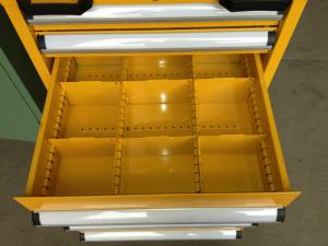 Portable Roller Cabinet Tool Chest Workshop Tool Storage Boxes And