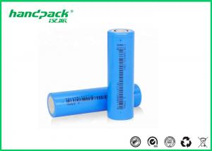 China 2600mAh 3.7V Lithium Polymer Battery Cells ≥800 Times Cycly Life DOD 80% on sale