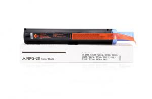 China Canon GPR-18 Black Toner , Canon Copier Toner NPG28 For IR 2020 on sale