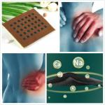 Activated Instant Relief Heat Pain Patches For Physical Therapy