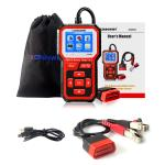 OBD2 Diagnostic 2.4 Inch TFT Car Battery Tester FCC Konnwei KW681