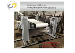 China Manual Feeding Water based Bopp Film laminating Machine From Roll To Roll 50M/Minute on sale