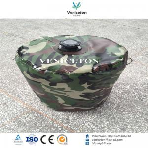 China Portable foldable camping water storage drum for outdoor  emergency water storage tank on sale