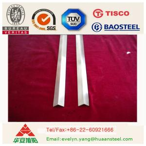 China 304 Stainless Steel Angle - Factory Direct Sales & Free Samples on sale
