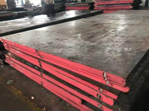 China 420SS / 1.2083 Steel Plastic Mould Steel Plate Hot Rolled on sale