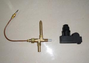 China Safeguard Brass Gas Safety Valve Flame Failure Thermocouple For Gas Heater on sale