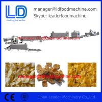 China Low consumption corn flakes machinery manufacturers in india on sale