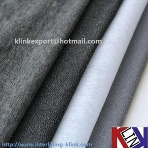 China Non-woven Interlining fabric on sale