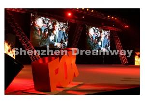 China Light Indoor LED Screen 5mm Rental Advertising with VMS Video Processor on sale