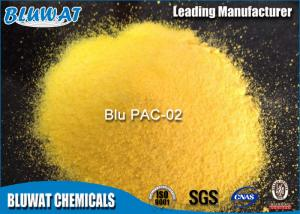 China Effective Primary Inorganic Coagulant , Drinking Water Treatment Chemicals on sale