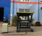 Be Customized Hydraulic Dock Lift, Scissor Lift Table Are Best Solution For Loading And Offloading Truck