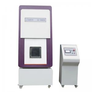 China Micro Computer PLC Control Free Drop Battery Testing Equipment / Impact Tester on sale