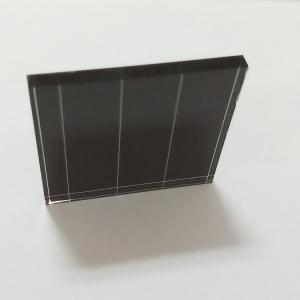 China Square Shape Lightweight Portable Solar Panels Amorphous 100MA Current Easy To Use on sale