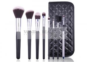 China ODM Sumptuous Simple Cosmetic Makeup Brush Set Good Facial Applicator on sale