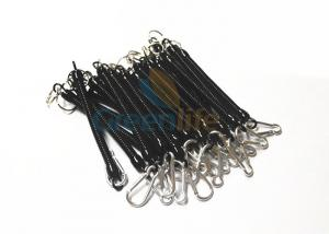 China Custom Stop - Drop Tooling Fishing Pliers Lanyard With Silver Aluminum Ends on sale