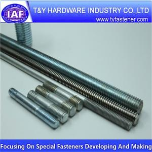 China stud bolt Threaded Rod, All Thread Rod, Left and Right Hand Threaded Rod on sale