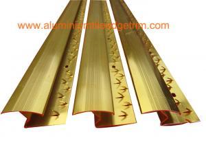 Zig Zag Carpet Door Bars Strip