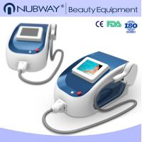 China 2000W strong Power!808nm diode laser hair removal machine / home diode laser hair device on sale