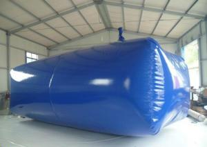 China Composite Material Tarpaulin Water Tank For Liquid Storage on sale