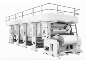 China XYRA High speed flexo printing machine VS CI Central drum flexographic printing press on sale