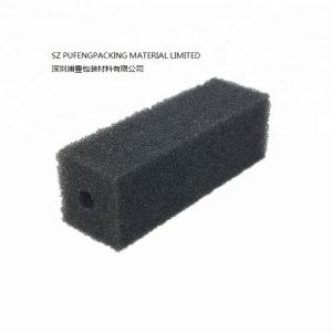 China Non Toxis Health Foam Filter Material Customized Density Deep Clean Dirt on sale